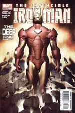 Invincible Iron Man #82