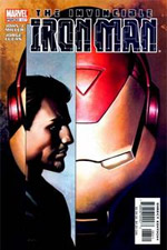 Invincible Iron Man #83