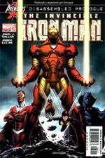 Invincible Iron Man #84