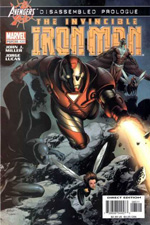 Invincible Iron Man #85