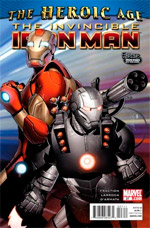 Invincible Iron Man #27