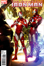 Invincible Iron Man #29