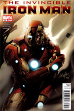 Invincible Iron Man #33