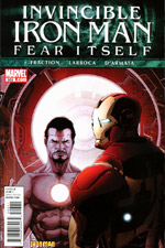 Invincible Iron Man #503