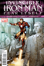 Invincible Iron Man #504