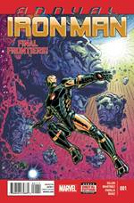 Iron Man Annual (2014 series)
