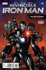 Invincible Iron Man #6