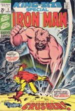 Iron Man Annual #2