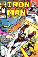 Iron Man Annual #8