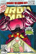 Iron Man Annual #13