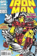 Iron Man Annual #14