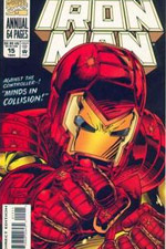 Iron Man Annual #15