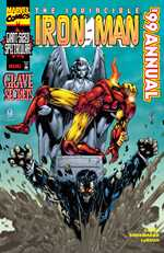 Iron Man Annual #1999