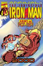 Iron Man Annual #2000