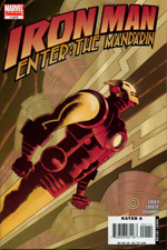 Iron Man: Enter the Mandarin #1