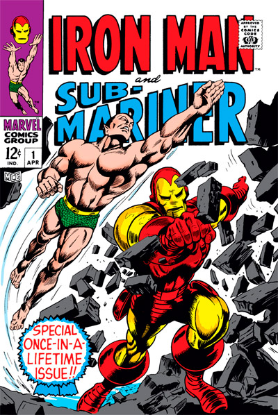 Iron Man and Sub-Mariner #1