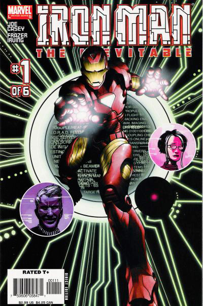 Iron Man: The Inevitable #1