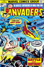 Invaders, The #1