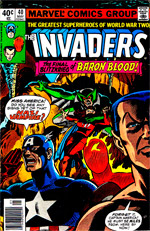 Invaders, The #40