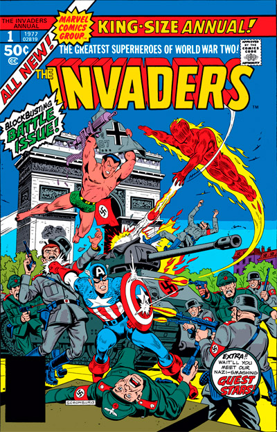 Invaders Annual, The #1
