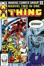 Marvel Two-In-One #96