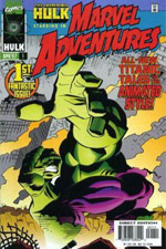 Marvel Adventures #1