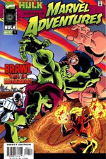 Marvel Adventures #4