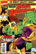 Marvel Adventures #7