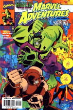 Marvel Adventures #14