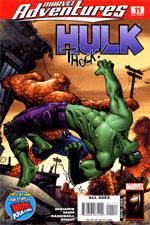 Marvel Adventures Hulk #11