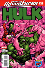 Marvel Adventures Hulk #15