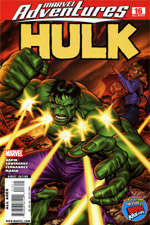 Marvel Adventures Hulk #16