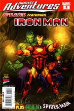 Marvel Adventures Super Heroes #4
