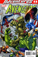 Marvel Adventures The Avengers #2