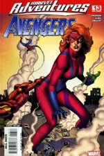 Marvel Adventures The Avengers #13