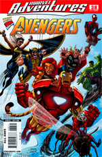 Marvel Adventures The Avengers #38