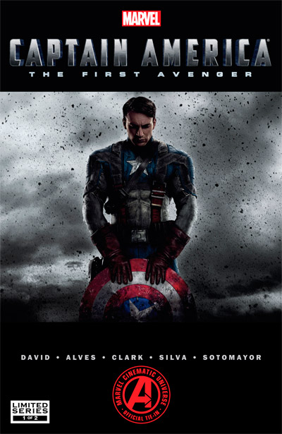 Marvel's Captain America: the First Avenger Adaptation #1