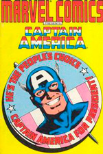 Marvel Comics Presents Captain America #1