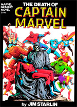 Marvel Graphic Novel #1