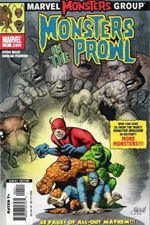 Marvel Monsters: Monsters on the Prowl #1