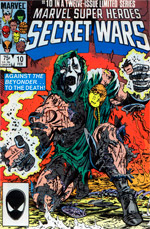 Marvel Super-Heroes Secret Wars #10