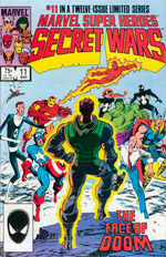 Marvel Super-Heroes Secret Wars #11