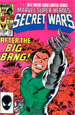 Marvel Super-Heroes Secret Wars #12