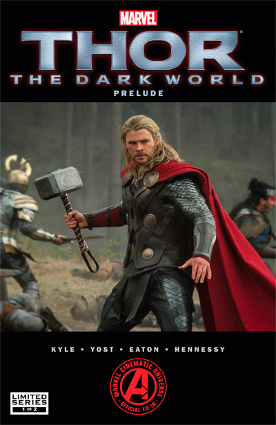 Marvel's Thor: The Dark World Prelude #1