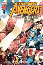 New Avengers Guest Starring the Fantastic Four #1