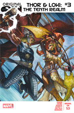 Original Sin 5.n - Thor and Loki #3