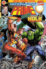 Prime Vs. The Incredible Hulk #0