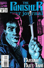 Punisher War Journal #66