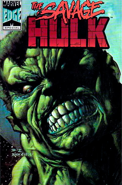 Savage Hulk, The #1