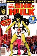 Savage She-Hulk, The #1